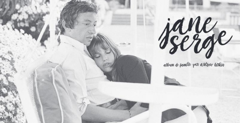 Un coup de coeur photo … Jane & Serge