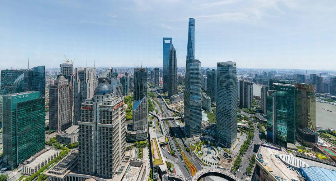 Shanghai en -très- haute définition.