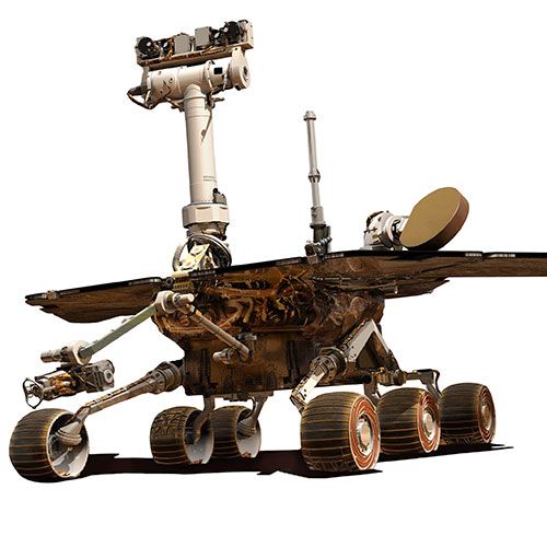 Un dernier panorama de Mars