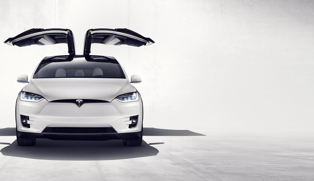 Tesla Model X – Visite virtuelle 2/2