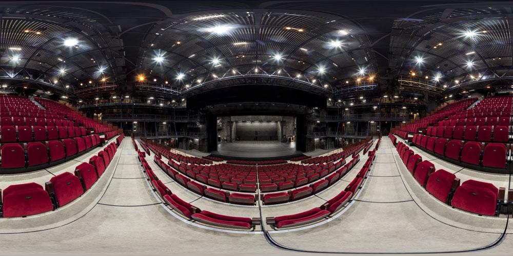 Théâtre National de Chaillot 2/2