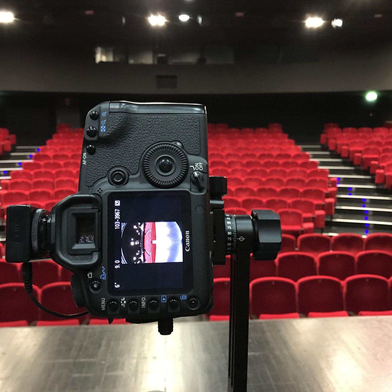archiVR-Théâtre de Grasse 2020
